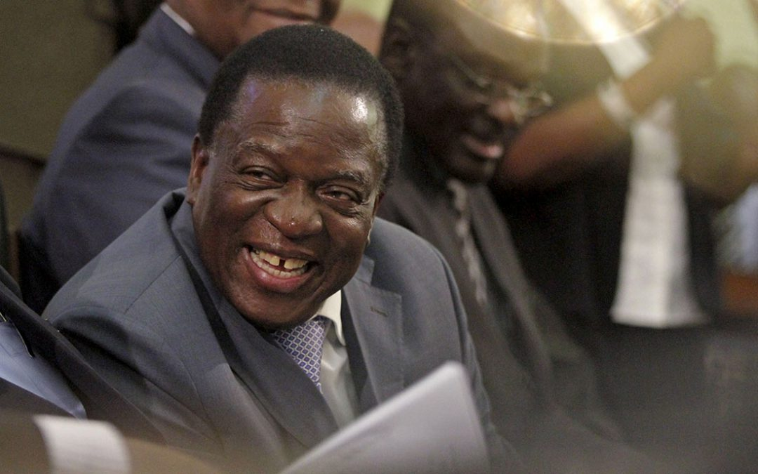 Mnangagwa makes right move on farms