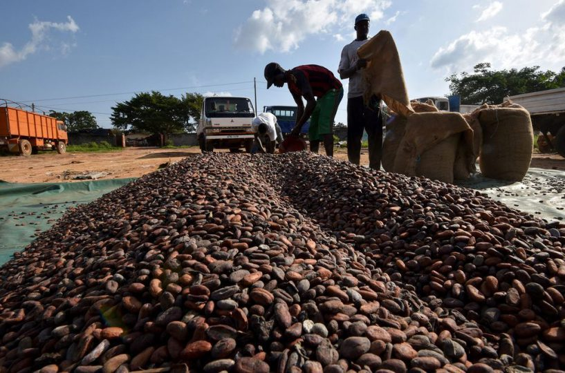 Chocolate put Ivory Coast on top in Africa's agriculture trade