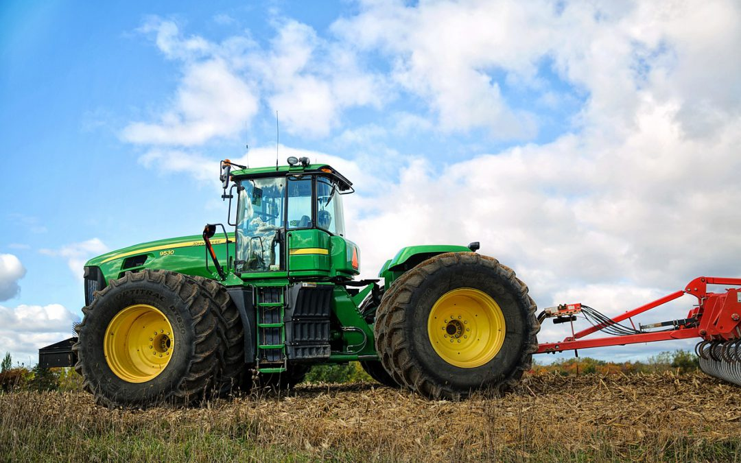 MORNING NOTE: Robust tractors sales suggest optimism about the 2020/21 summer crop season