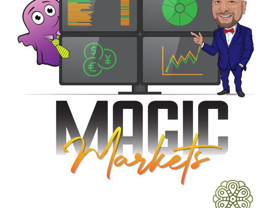 My Talking Head on Magic Markets Podcast